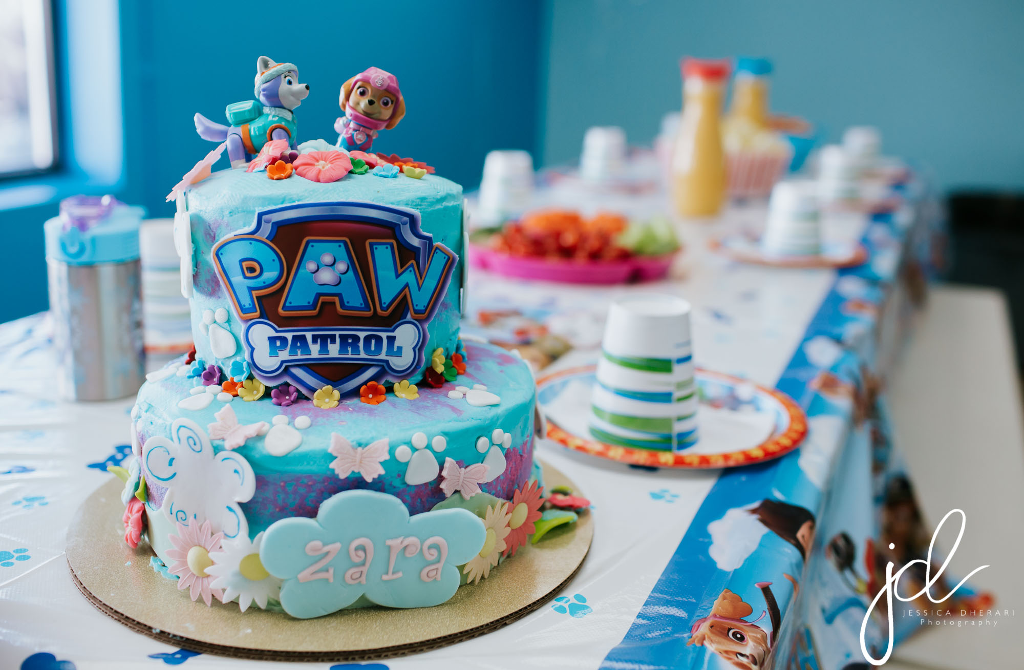 Zaras 4th Birthday Richmond Bc Birthday Party Photographer